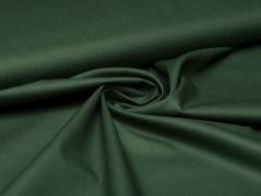 Baumwolle - uni - dunkelgrün