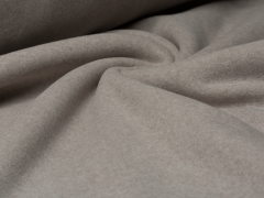 BIO Fleece  - taupe meliert