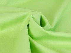 Baumwolle - uni - apfelgrün