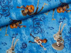 Jersey Single - Coco - Disney - blau