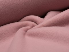 Merino Fleece - Bobby - rosa