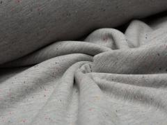 Sweat - Cosy Colours - Punkte - hellgrau