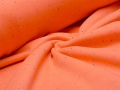 Sweat - Cosy Colours - Punkte - orange