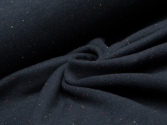 Sweat - Cosy Colours - Punkte - navy