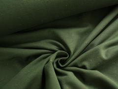 Sweat - Cosy Colours - Punkte - dunkelgrün
