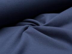 Reststück 0,65m - Jeggings - uni - blau