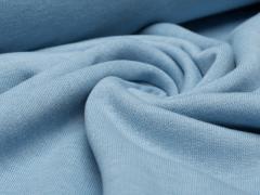 Sweat - blau - meliert - angeraut