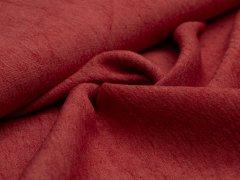 Leinen - Batik Crash Leinen - rot - Reststück - 0,40m