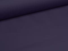 Regenjackenstoff - uni - dunkelblau - lila