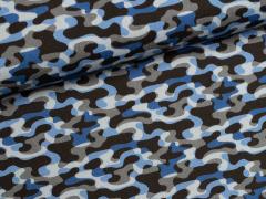 Jeans - Camou - Hilco - blau