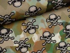 Jeans - Skull Army - Totenköpfe - Hilco