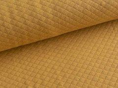Baumwollstepp - gelb
