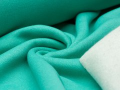 Sweat - aqua - mint - Glitzer - angeraut