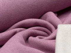 Sweat - mauve - Glitzer - angeraut
