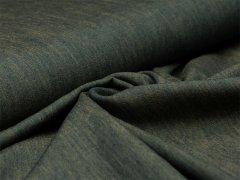 Jeans - melange - grün - caramel