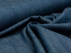 Jeans - melange - blau - beige