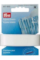 Pyjama-Elastic-Gummiband - 2m - 20mm - Prym