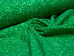 Jersey Single - Marmor - grün