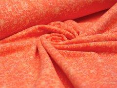 Jersey Single - Marmor - orange