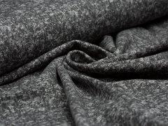 Jersey Single - Marmor - dunkelgrau - grau