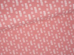 Sweat Soft - Funky Stripes - rosa