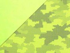Softshell - reflektierend - neongelb