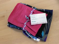 Stoffpaket - Merino Soft  - Satin - Jersey Fenja