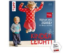 Buch - Nähen mit Jersey - Kinderleicht - Klimperklein