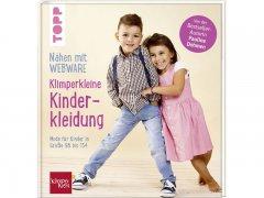 Buch - Nähen mit Webware - Klimperkleine Kinderkleidung - Klimperklein