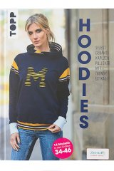 Buch -Hoodies - selbstgenähte Kapuzenpullover mit trendy Extras- TOPP