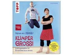 Buch - Nähen mit Jersey - Klimper Gross - Klimperklein