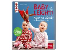 Buch - Nähen mit Jersey - babyleicht - Klimperklein