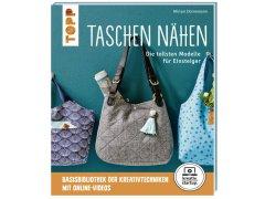 Buch - Taschen nähen - Miriam Dornemann