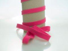 Kordel - 12mm - flach - pink