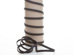 Kordel Jeans - 10mm - schwarz
