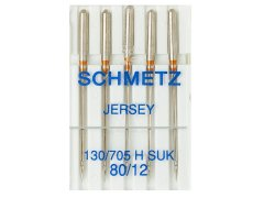 Nadel - 130/705H - 80/12 - SUK - Ball Point - Schmetz