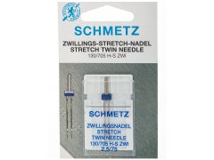 Zwillingsnadel - 130/705 H ZWI - 2,5/80 - Schmetz