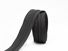 Reißverschluss YKK  - endlos - schwarz