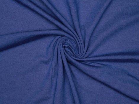 Modal Tencel Jersey - uni - royalblau