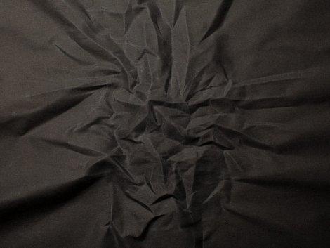 Canvas - Oilskin - beschichtet - navy