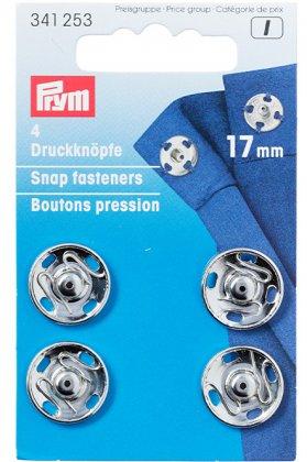 Druckknöpfe - 17 mm - Prym - viele Farben