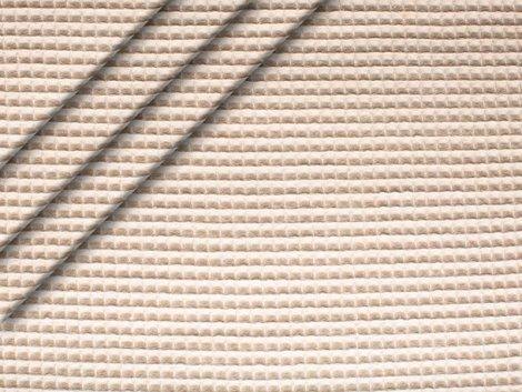 Baumwoll Waffelpiqué - beige