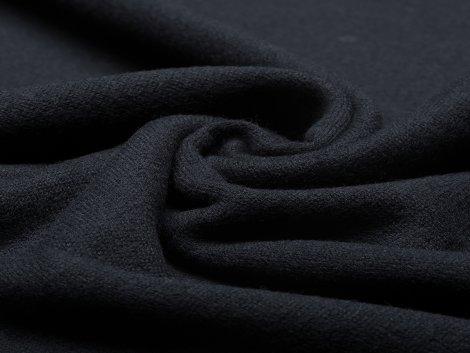 Merino SOFT - Strick - schwarz