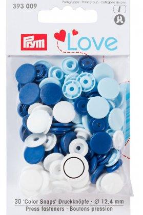 'Color Snaps' Druckknöpfe 12,4mm - Prym Love