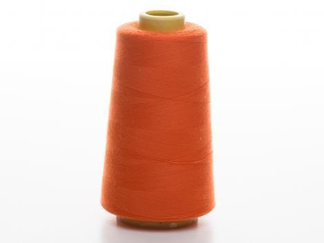 Overlockgarn - orange