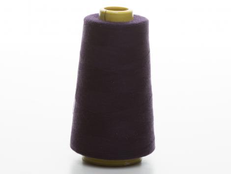 Overlockgarn - violett dunkel