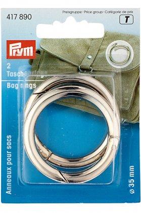 Taschenringe - Prym - 35mm - viele Farben