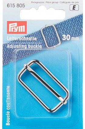 Leiterschnalle - 30 / 40 mm - Prym - silberfarbig