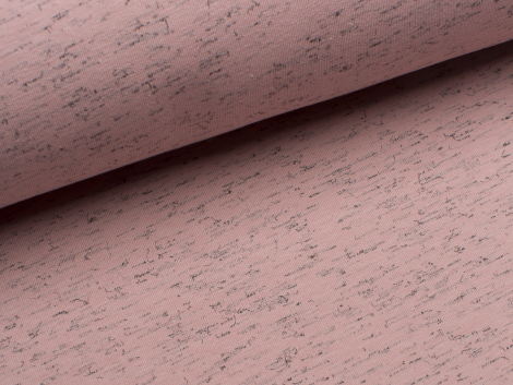 Sweat - Cosy - Farbeffekte - altrosa