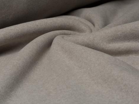 BIO Fleece  - taupe meliert